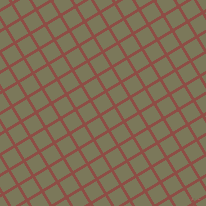 31/121 degree angle diagonal checkered chequered lines, 10 pixel line width, 52 pixel square size, plaid checkered seamless tileable