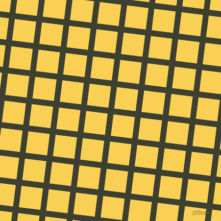 83/173 degree angle diagonal checkered chequered lines, 12 pixel lines width, 44 pixel square size, plaid checkered seamless tileable