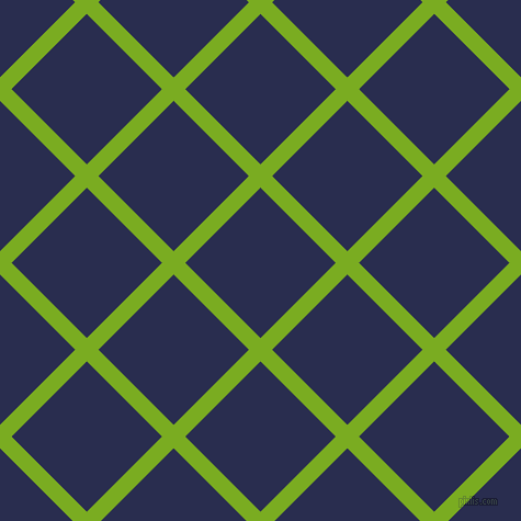 45/135 degree angle diagonal checkered chequered lines, 15 pixel lines width, 97 pixel square size, plaid checkered seamless tileable