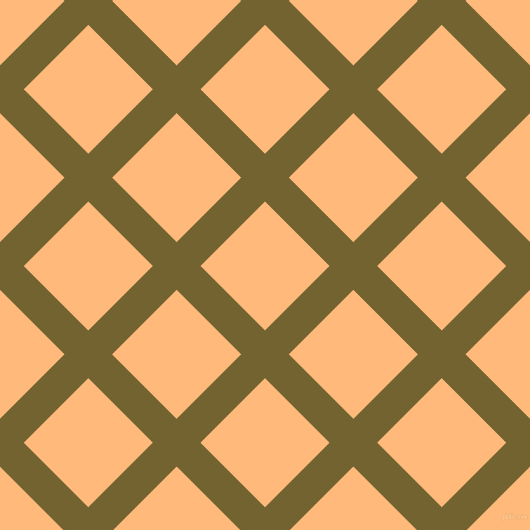 45/135 degree angle diagonal checkered chequered lines, 48 pixel line width, 130 pixel square size, plaid checkered seamless tileable