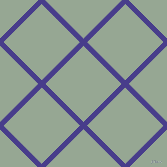 45/135 degree angle diagonal checkered chequered lines, 17 pixel lines width, 180 pixel square size, plaid checkered seamless tileable