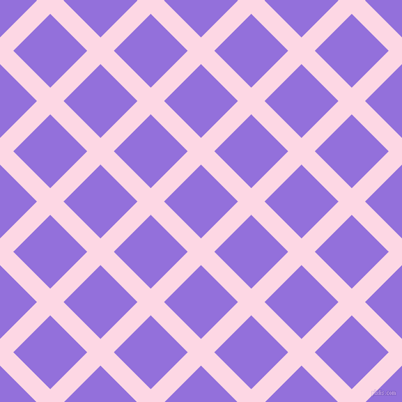 45/135 degree angle diagonal checkered chequered lines, 27 pixel lines width, 75 pixel square size, plaid checkered seamless tileable