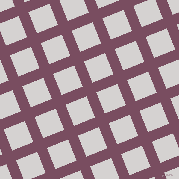 22/112 degree angle diagonal checkered chequered lines, 35 pixel line width, 76 pixel square size, plaid checkered seamless tileable
