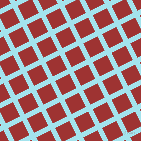 27/117 degree angle diagonal checkered chequered lines, 17 pixel line width, 52 pixel square size, plaid checkered seamless tileable
