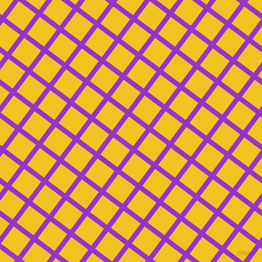 53/143 degree angle diagonal checkered chequered lines, 10 pixel lines width, 43 pixel square size, plaid checkered seamless tileable