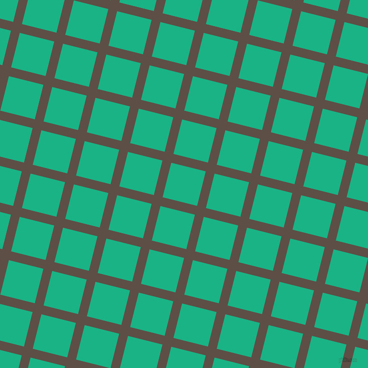76/166 degree angle diagonal checkered chequered lines, 18 pixel line width, 71 pixel square size, plaid checkered seamless tileable