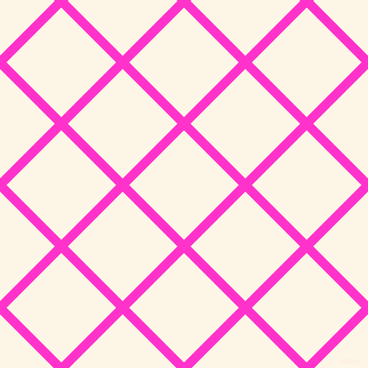 45/135 degree angle diagonal checkered chequered lines, 19 pixel lines width, 159 pixel square size, plaid checkered seamless tileable