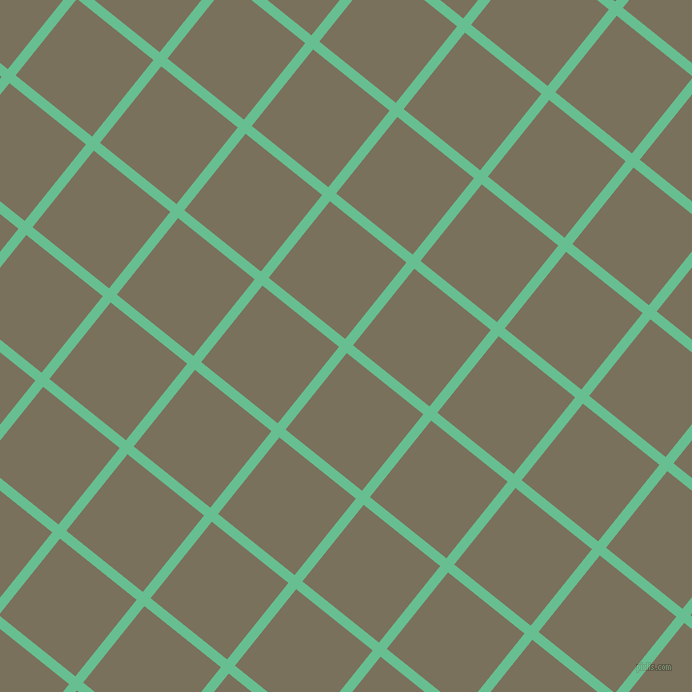 51/141 degree angle diagonal checkered chequered lines, 10 pixel line width, 98 pixel square size, plaid checkered seamless tileable