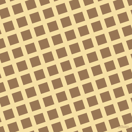 18/108 degree angle diagonal checkered chequered lines, 15 pixel lines width, 32 pixel square size, plaid checkered seamless tileable