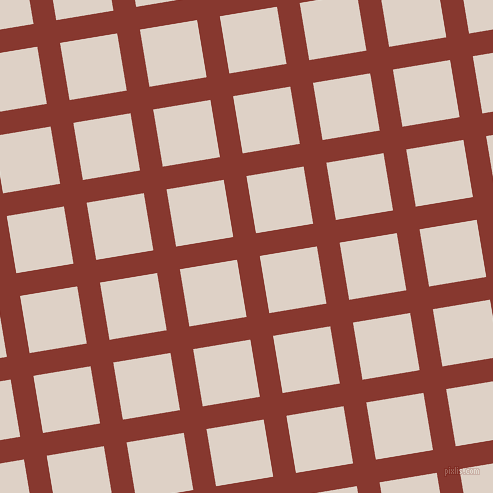9/99 degree angle diagonal checkered chequered lines, 23 pixel lines width, 58 pixel square size, plaid checkered seamless tileable