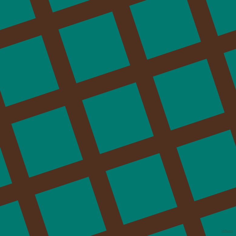 18/108 degree angle diagonal checkered chequered lines, 59 pixel lines width, 187 pixel square size, plaid checkered seamless tileable