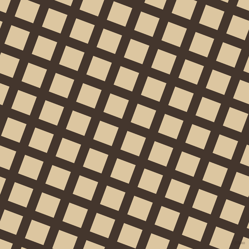 69/159 degree angle diagonal checkered chequered lines, 32 pixel lines width, 68 pixel square size, plaid checkered seamless tileable