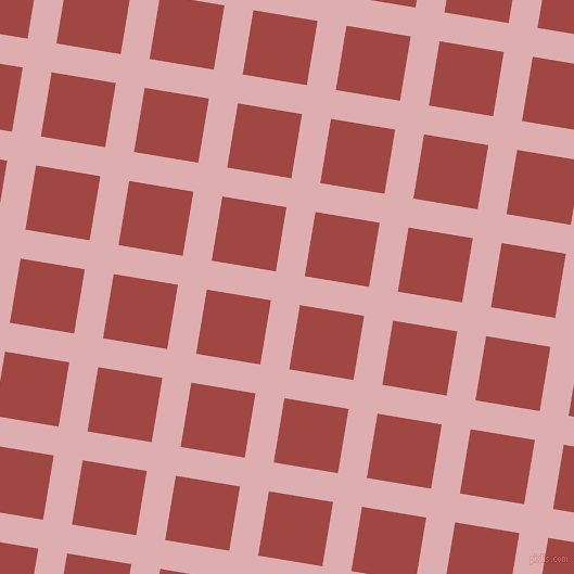 81/171 degree angle diagonal checkered chequered lines, 27 pixel line width, 60 pixel square size, plaid checkered seamless tileable