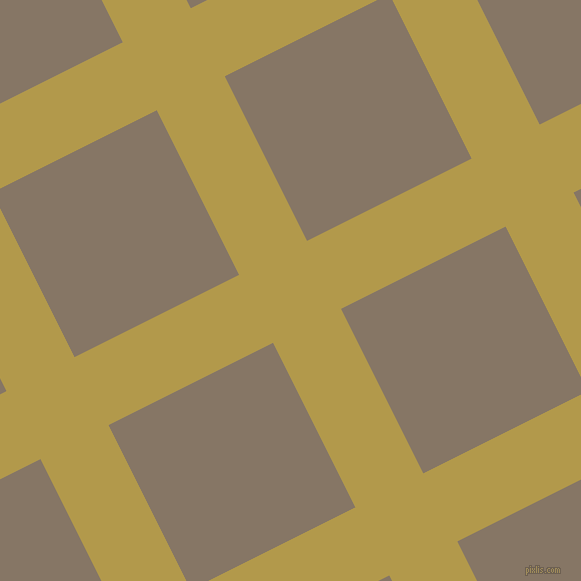 27/117 degree angle diagonal checkered chequered lines, 76 pixel line width, 184 pixel square size, plaid checkered seamless tileable