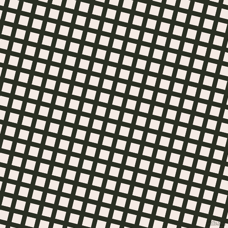 76/166 degree angle diagonal checkered chequered lines, 9 pixel line width, 18 pixel square size, plaid checkered seamless tileable
