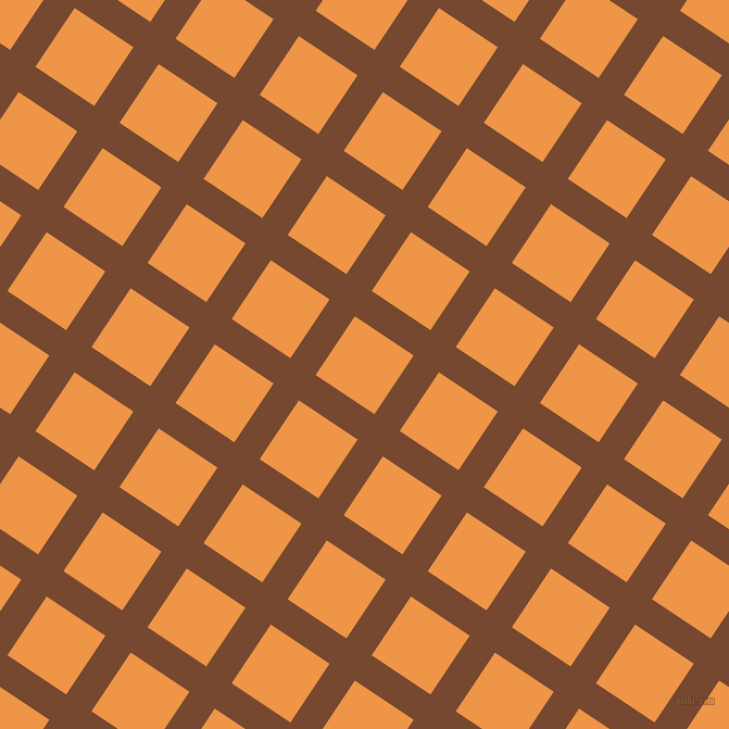 56/146 degree angle diagonal checkered chequered lines, 28 pixel line width, 65 pixel square size, plaid checkered seamless tileable