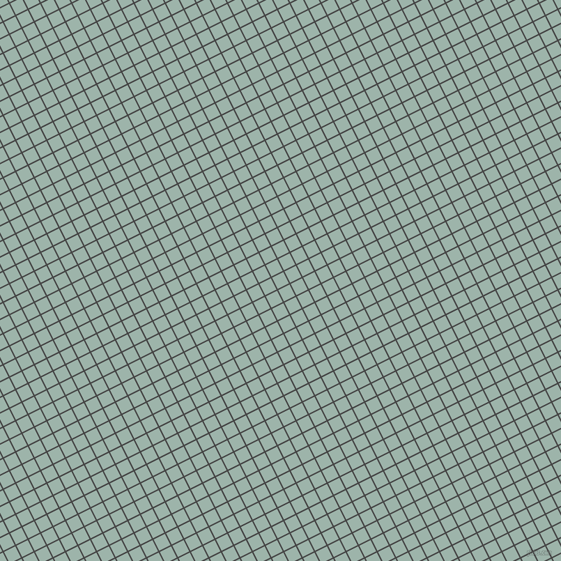 27/117 degree angle diagonal checkered chequered lines, 2 pixel line width, 18 pixel square size, plaid checkered seamless tileable