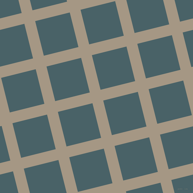 14/104 degree angle diagonal checkered chequered lines, 38 pixel line width, 122 pixel square size, plaid checkered seamless tileable