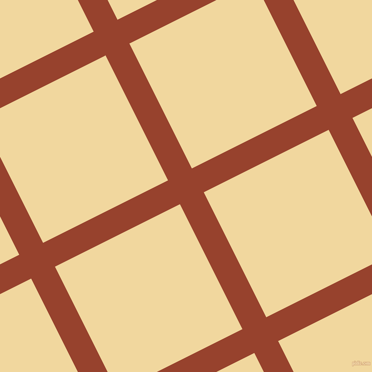 27/117 degree angle diagonal checkered chequered lines, 52 pixel line width, 273 pixel square size, plaid checkered seamless tileable