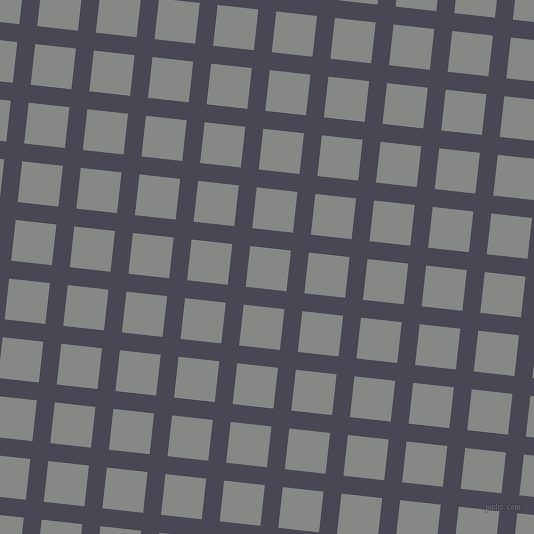 84/174 degree angle diagonal checkered chequered lines, 18 pixel lines width, 41 pixel square size, plaid checkered seamless tileable