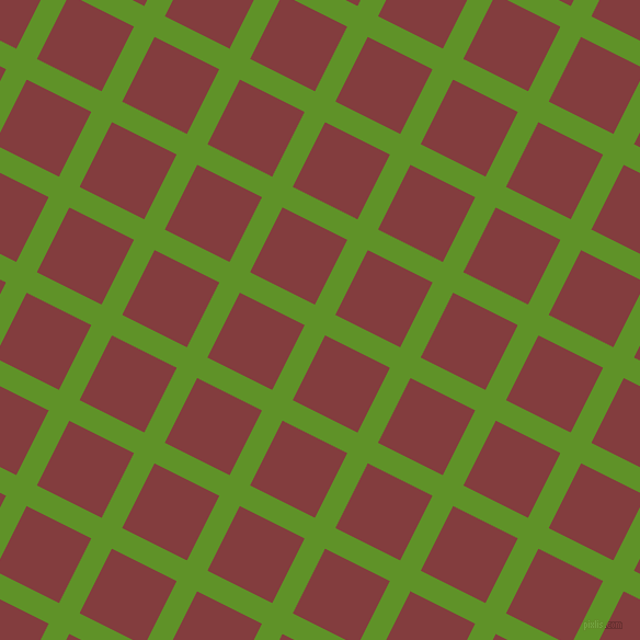 63/153 degree angle diagonal checkered chequered lines, 21 pixel line width, 66 pixel square size, plaid checkered seamless tileable