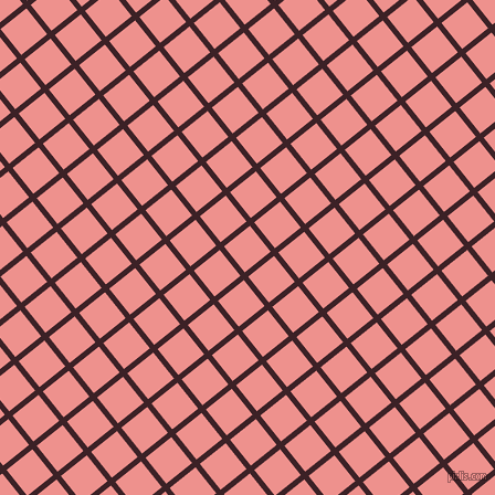 39/129 degree angle diagonal checkered chequered lines, 5 pixel lines width, 30 pixel square size, plaid checkered seamless tileable