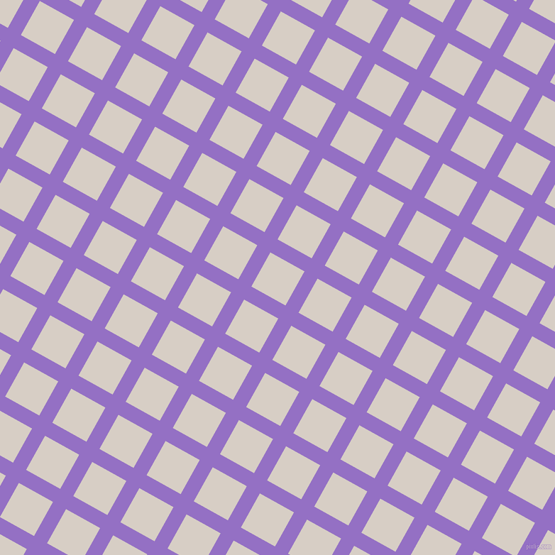 61/151 degree angle diagonal checkered chequered lines, 21 pixel line width, 55 pixel square size, plaid checkered seamless tileable