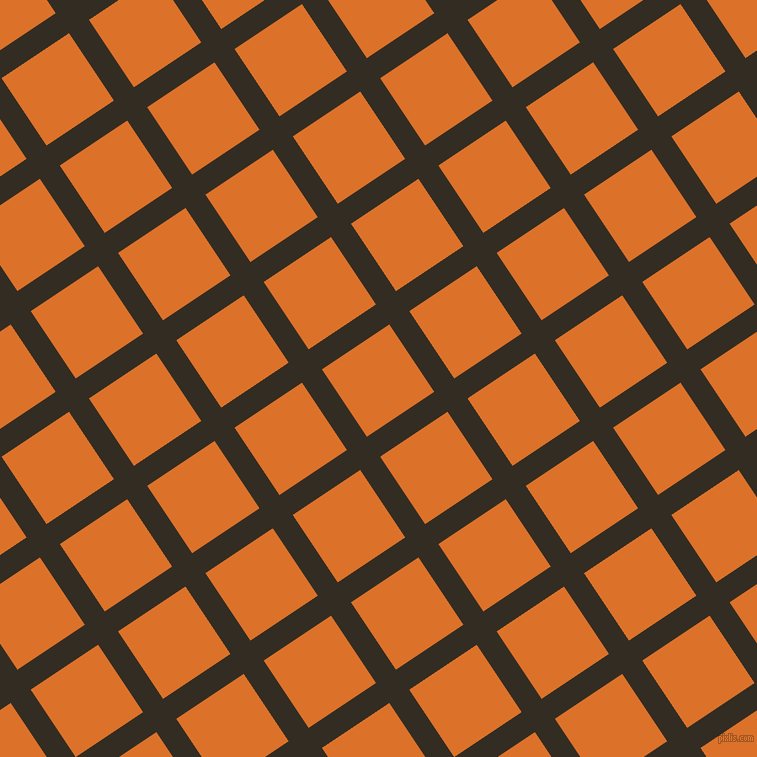 34/124 degree angle diagonal checkered chequered lines, 24 pixel line width, 81 pixel square size, plaid checkered seamless tileable