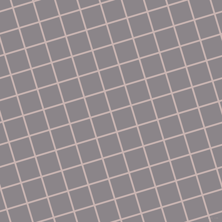 17/107 degree angle diagonal checkered chequered lines, 6 pixel lines width, 67 pixel square size, plaid checkered seamless tileable