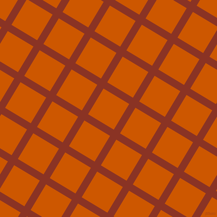 59/149 degree angle diagonal checkered chequered lines, 25 pixel line width, 103 pixel square size, plaid checkered seamless tileable