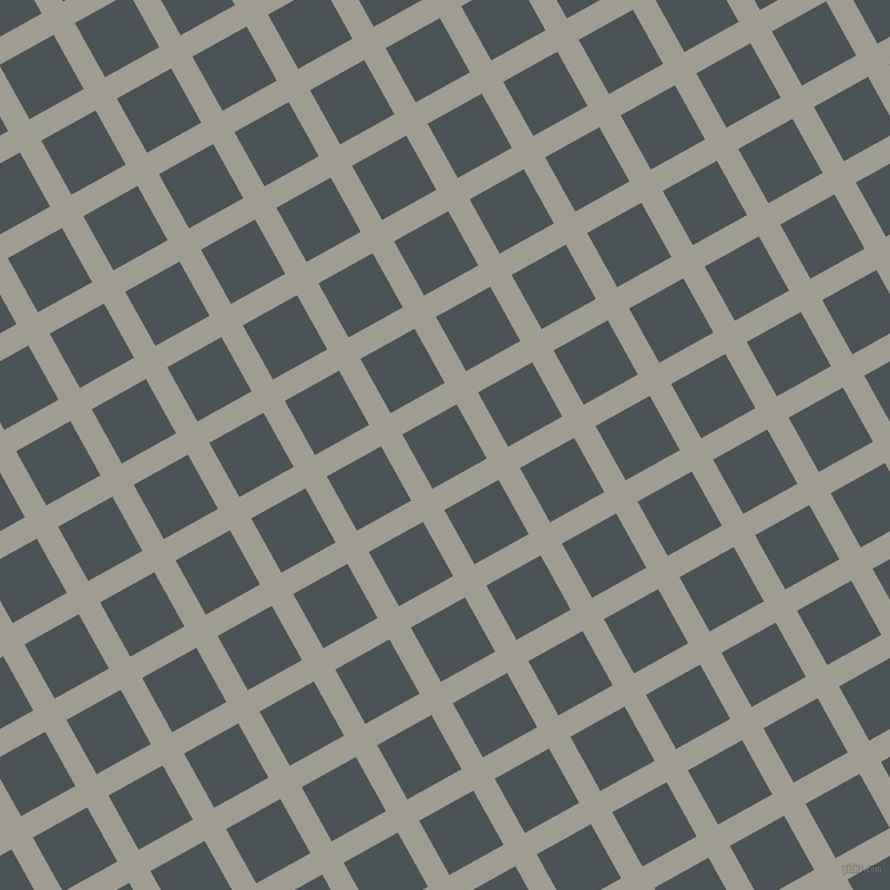 29/119 degree angle diagonal checkered chequered lines, 22 pixel line width, 56 pixel square size, plaid checkered seamless tileable