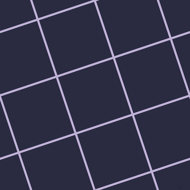 18/108 degree angle diagonal checkered chequered lines, 7 pixel line width, 191 pixel square size, plaid checkered seamless tileable