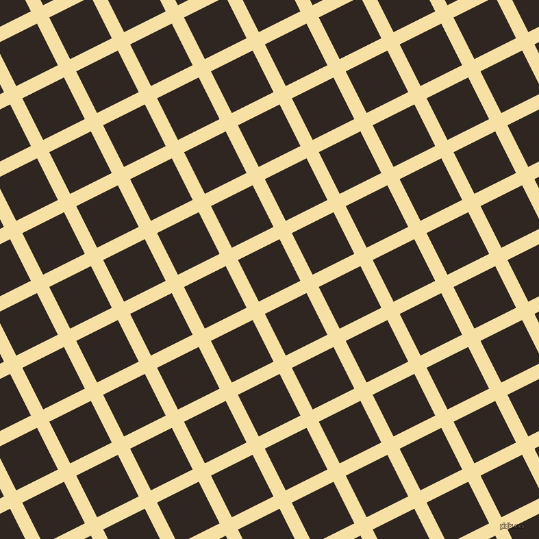 27/117 degree angle diagonal checkered chequered lines, 20 pixel lines width, 68 pixel square size, plaid checkered seamless tileable