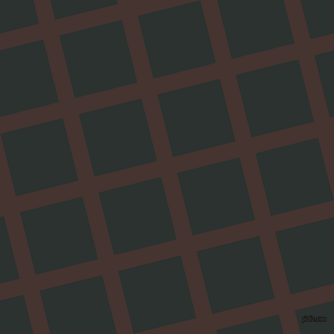 14/104 degree angle diagonal checkered chequered lines, 24 pixel lines width, 94 pixel square size, plaid checkered seamless tileable