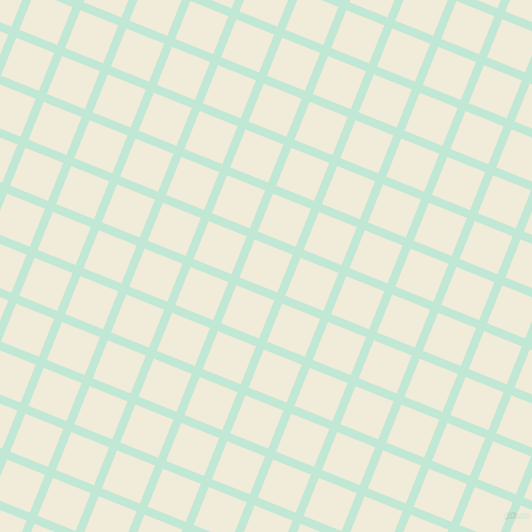 68/158 degree angle diagonal checkered chequered lines, 12 pixel line width, 58 pixel square size, Aero Blue and Orchid White plaid checkered seamless tileable