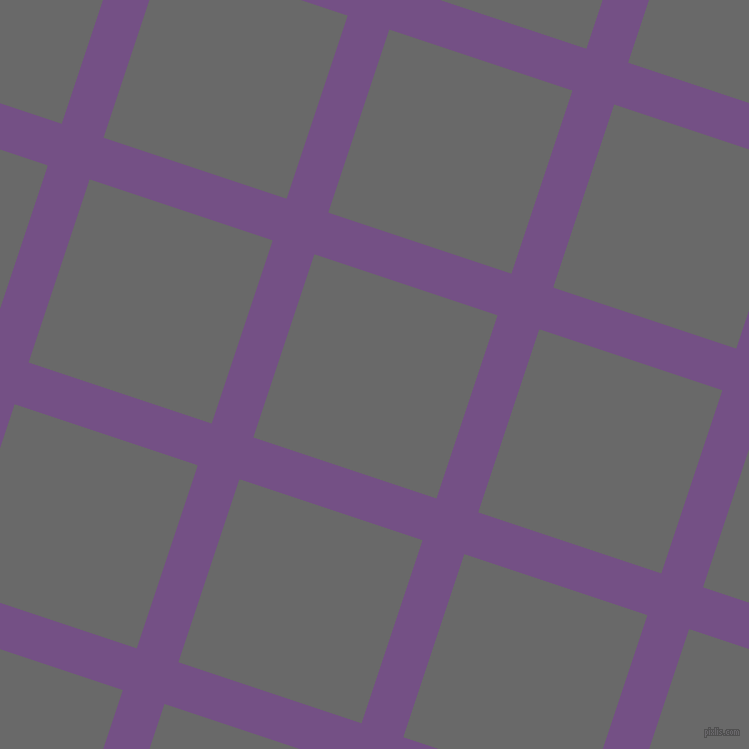 72/162 degree angle diagonal checkered chequered lines, 44 pixel lines width, 193 pixel square size, Affair and Dim Gray plaid checkered seamless tileable