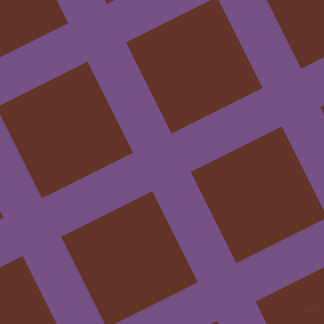 27/117 degree angle diagonal checkered chequered lines, 84 pixel lines width, 199 pixel square size, Affair and Hairy Heath plaid checkered seamless tileable
