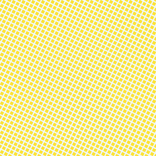 63/153 degree angle diagonal checkered chequered lines, 4 pixel line width, 10 pixel square size, Alice Blue and Gorse plaid checkered seamless tileable