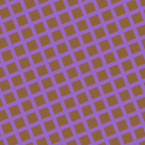 22/112 degree angle diagonal checkered chequered lines, 13 pixel lines width, 33 pixel square size, Amethyst and McKenzie plaid checkered seamless tileable