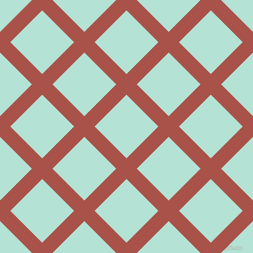45/135 degree angle diagonal checkered chequered lines, 29 pixel lines width, 90 pixel square sizeApple Blossom and Cruise plaid checkered seamless tileable