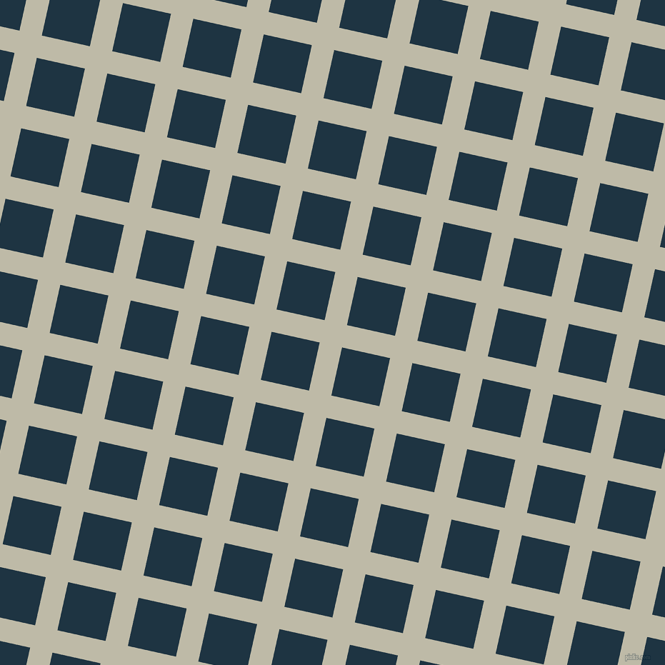 77/167 degree angle diagonal checkered chequered lines, 32 pixel lines width, 69 pixel square size, Ash and Blue Whale plaid checkered seamless tileable