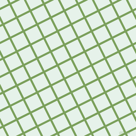 27/117 degree angle diagonal checkered chequered lines, 7 pixel lines width, 45 pixel square size, Asparagus and Bubbles plaid checkered seamless tileable
