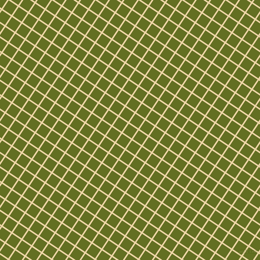 56/146 degree angle diagonal checkered chequered lines, 3 pixel line width, 21 pixel square size, Astra and Fiji Green plaid checkered seamless tileable