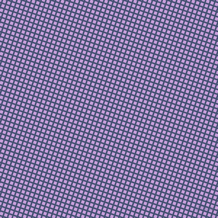 72/162 degree angle diagonal checkered chequered lines, 3 pixel lines width, 6 pixel square size, Astronaut and Wisteria plaid checkered seamless tileable