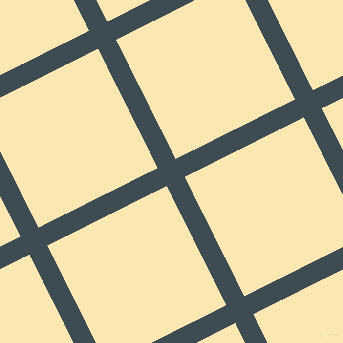 27/117 degree angle diagonal checkered chequered lines, 41 pixel lines width, 273 pixel square size, Atomic and Banana Mania plaid checkered seamless tileable