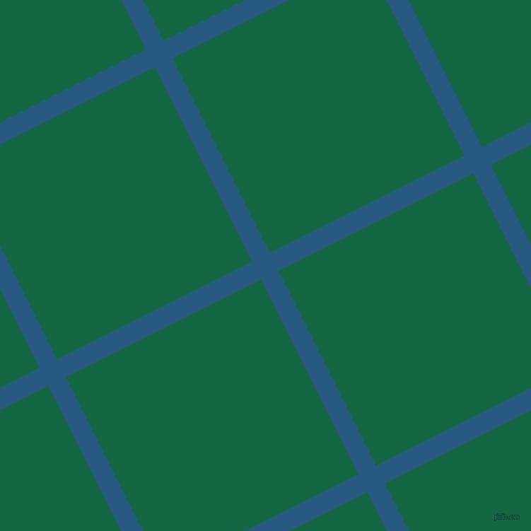 27/117 degree angle diagonal checkered chequered lines, 28 pixel lines width, 308 pixel square size, Bahama Blue and Jewel plaid checkered seamless tileable