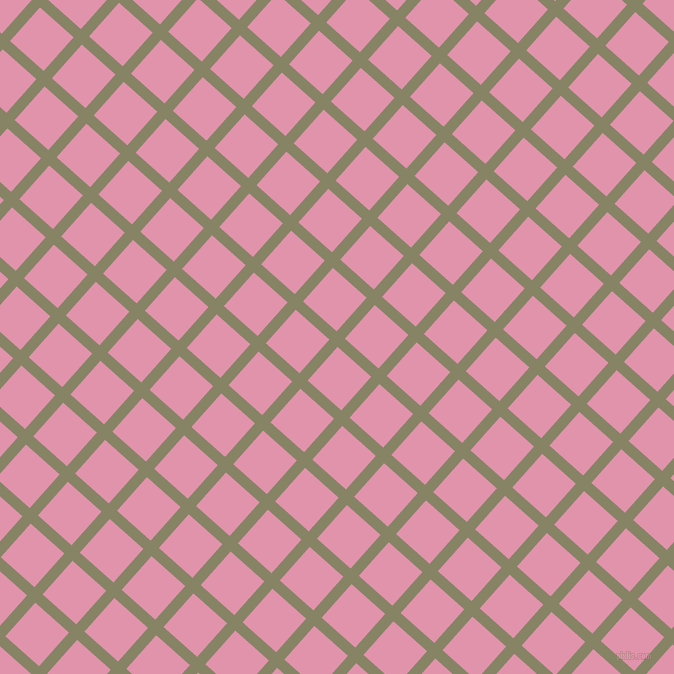 48/138 degree angle diagonal checkered chequered lines, 11 pixel line width, 45 pixel square size, Bandicoot and Kobi plaid checkered seamless tileable