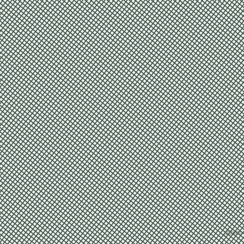 51/141 degree angle diagonal checkered chequered lines, 2 pixel line width, 5 pixel square size, Battleship Grey and Clear Day plaid checkered seamless tileable