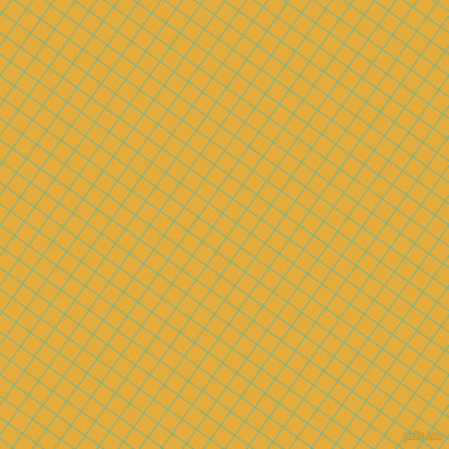 54/144 degree angle diagonal checkered chequered lines, 1 pixel line width, 15 pixel square size, Bay Leaf and Tulip Tree plaid checkered seamless tileable