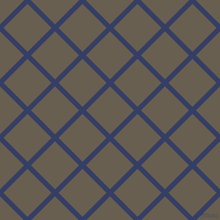 45/135 degree angle diagonal checkered chequered lines, 10 pixel lines width, 69 pixel square size, Bay Of Many and Makara plaid checkered seamless tileable